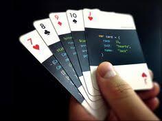 Cards: лучшие изображения (16)   Игральные карты, Брендинг ...