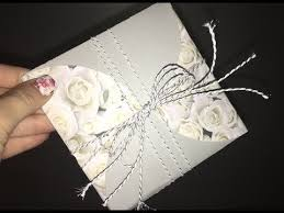 TUTORIAL: DIY Giftcard Holder Card using Cricut - YouTube