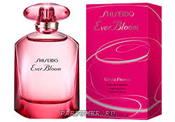 Shiseido Ever <b>Bloom</b> Ginza Flower