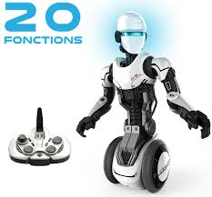 <b>Робот Silverlit Робот</b>-андроид <b>O.P. One</b>, ручное управление, 2,4 ...