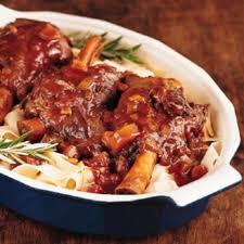 Slow-Cooker Braised Lamb Shanks   Williams Sonoma