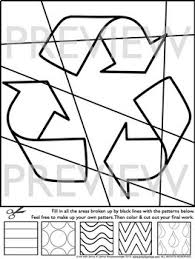 Small Picture Earth Day Activity Pop Art Coloring Sheets by Art with Jenny K