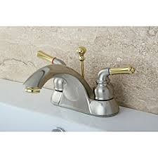 bathroom facuets naples satin nickel polished brass bathroom faucet