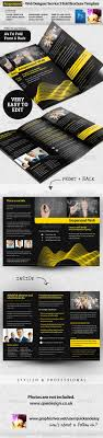 17 best images about templates creative brochure ampersand three fold brochure template