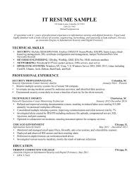 marketing resume objective examples sample resume objectives for information technology it resume sample resume genius it resume examples