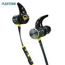 <b>Plextone BX343 Wireless Headphone</b> Bluetooth IPX5 Waterproof ...