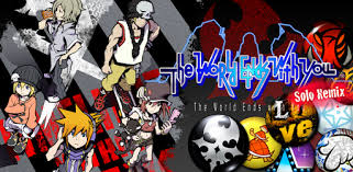 Приложения в Google Play – The World Ends With <b>You</b>