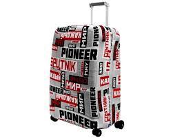 <b>Чехол для чемодана</b> Routemark «1960» M/L (SP180) | Каталог ...
