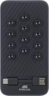 rivacase 8087 black портфель для ноутбука 16