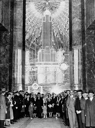「the Empire State Building, 1931」の画像検索結果