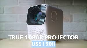 <b>Xiaomi WanBo T2</b> Max - True Full HD Projector (English Review ...