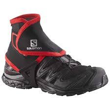 <b>Salomon Trail Gaiters</b> High Черный, Trekkinn