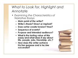 introduction to narrative essays  conflict resolution