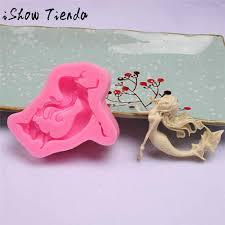 <b>Silicone 3D Big Rose Flower</b> Fondant Cake Chocolate Mold Tool ...