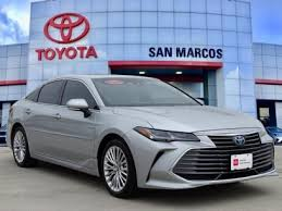 Used 2006 Toyota Avalon for Sale in San Antonio, TX 78262 ...