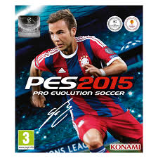 Download Game Pro Evolution Soccer 2015 [Full Version]