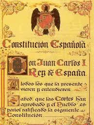 Resultado de imagen de constitucion basura
