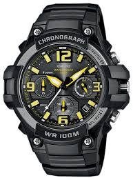 Купить Наручные <b>часы CASIO MCW</b>-<b>100H</b>-9A по низкой цене с ...