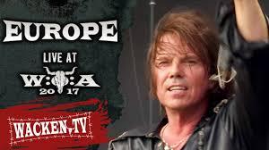 <b>Europe - The Final</b> Countdown - Live at Wacken Open Air 2017 ...
