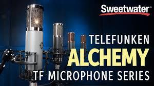 <b>Telefunken</b> Alchemy <b>TF</b> Microphone Series Overview - YouTube