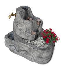 Fontana Cascata Da Giardino : Migliori idee su giochi du acqua da giardino