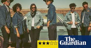 <b>Arcade Fire</b>: <b>Everything</b> Now review – sixth-form satire to a disco beat