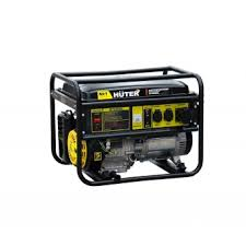 <b>Бензиновый генератор Huter DY9500L</b> — цена, купить недорого ...