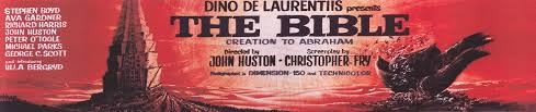 Image result for images from John Huston's the bible
