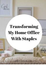 blogger life transforming my home office with staples makemorehappen ad staples beautiful home office makeover sita