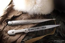 Нож Кинжал <b>сувенирный</b>. <b>Мельхиор</b> Кизляр - купить Кинжал ...