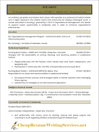 Check Our Resume Examples in Different Formats