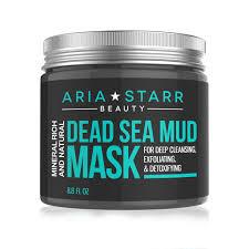 Best Dead <b>Sea</b> Mud Mask <b>100</b>% <b>Natural</b> | Aria Starr – Aria Starr ...