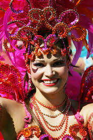 "Hawaii_Mardi_Gras_Madness You don't have to be in New Orleans or Rio de Janeiro to celebrate Mardi Gras. Hawaii has its own spin on the ""Fat Tuesday"" street ... - Sequin%2520Samba%2520Smile%2520-%2520by%2520Henri%2520Block"
