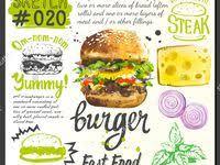 Sketchbook: лучшие изображения (41)   Иллюстрации, Веганский ...