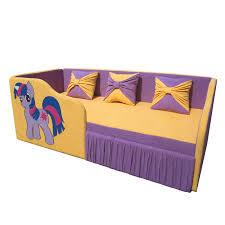 Детский <b>диван</b>-<b>кровать</b>: преимущества и недостатки в интерьере