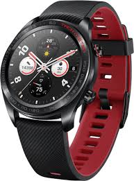 <b>Умные часы Honor Watch</b> Magic Lava Black (TLS-B19) - купить ...