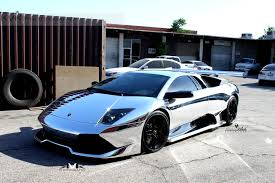 No Mercy for Chrome Wrapped Lambo Murcielago No Mercy for Chrome Wrapped Lambo Murcielago Video photo gallery