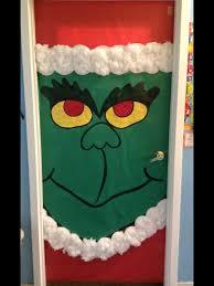 the grinch door decoration aaron office door decorated