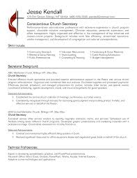 secretary resume best template collection secretarial resume samples tce8i4zo