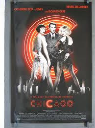 chicago 2002 zellwegger teaser one sheet poster mpb auction