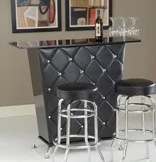 wonderful black stainless luxury design contemporary home bar chairs leg granite top bottle wine glass wall furniture built home bar cabinets tv