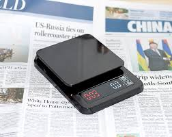 New <b>Household</b> Electronic <b>Coffee Scale</b> 0.1g Timing Kitchen ...