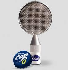 Микрофонный капсюль Blue <b>Bottle</b> Caps купить в Санкт ...