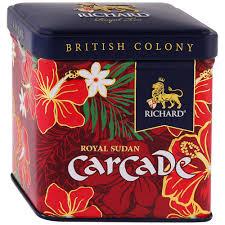 <b>Чай фруктово травяной Richard</b> British Colony <b>Royal</b> Carcade ...