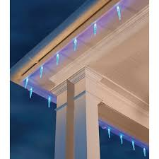 Home Accents Holiday 20L 6In. Molded <b>Icicle</b> Light, 72 Function with ...