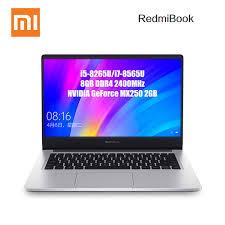 <b>Xiaomi RedmiBook 14</b> polegada <b>Laptop</b> Intel Core i7 8565U/NVIDIA ...