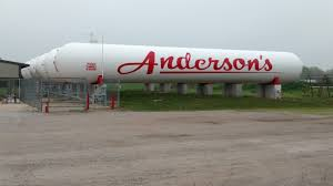 Image result for anderson gas station