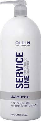 OLLIN PROFESSIONAL SERVICE LINE <b>Шампунь для придания</b> ...