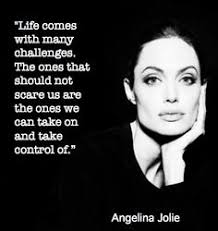 40 quotes that inspire you to be yourself | Angelina Jolie ... via Relatably.com