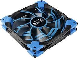 AeroCool DS 140 mm 1500 rpm Fan - <b>Blue</b>: Amazon.co.uk ...